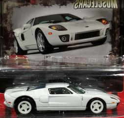Johnny Lightning 05 2005 Ford GT Musclecars Muscle Detailed