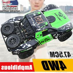 1/10 RC Cars Waterproof High Speed Climbing Off-Road 4wd RC