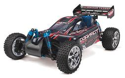 1/10 Redcat Tornado S30 Nitro 4WD RC Buggy Black/Red 2.4ghz