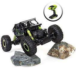 Best Choice Products 2.4 GHz 1/18 Rock Crawler Off-Road Vehi