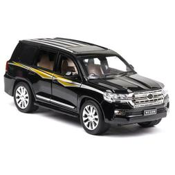 1/24 Diecasts Toy Vehicles LAND CRUISER Car Model Car Toys F