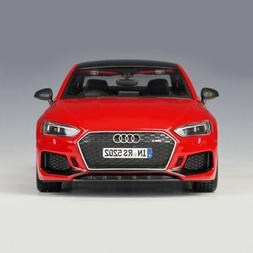 Bburago 1:24 Scale Diecast Alloy Car Model for Audi RS5 Coup