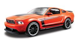 Maisto 1:24 Scale Ford Mustang Boss 302 Diecast Vehicle