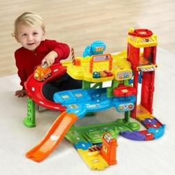 Educational Toys For Boys 1-3 Year Old Garage Learning Kids