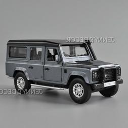 1:36 Land Rover Defender DieCast  Model Pull Back Toy Car Fo