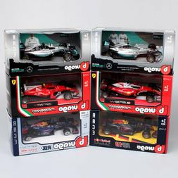1:43 Formula one F1 Mercedes Ferrari SF71H Red Bull 2018 die