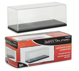 Greenlight 1/43 Plastic Display Case with Base For 1/43 Scal