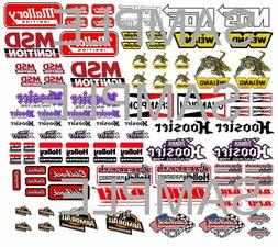 1:64 After Market   WATER-SLIDE DECALS FOR HOT WHEELS, MATCH