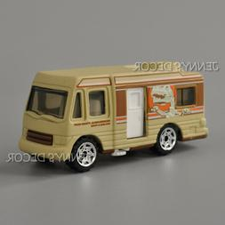 1:64 Diecast Truck Camper RV Vehicle Model For Kids Toy Gift