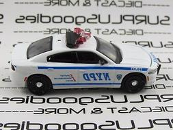 GREENLIGHT 1:64 LOOSE NYPD New York City 2017 DODGE CHARGER