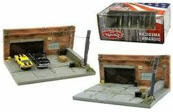 American Diorama 1/64 My Old Garage Diorama Building For Die