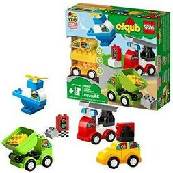 LEGO 10886 Duplo 34 Piece My First Car Creations Building Se