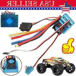 120A Brushless ESC Electric Speed Controller RC Accessory fo