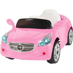 Best Choice Products 12V Ride on Car Kids RC Car Remote Cont