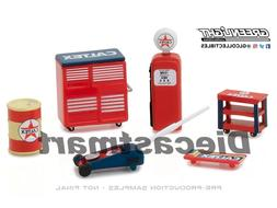 GREENLIGHT 13159 MUSCLE SHOP TOOLS SET ACCESSORIES FOR 1:64