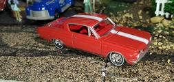 Auto World 1964 Plymouth Barracuda Ready for your Diorama