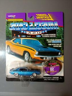 1970 FORD TORINO * COLLECTOR NO. 60 * Johnny Lightning 1999