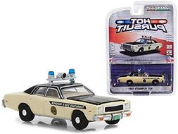 1977 Plymouth Fury Tennessee State Trooper Police Hot Pursui