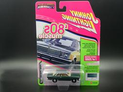 JOHNNY LIGHTNING 1980 CHEVY MALIBU 80'S MUSCLE CARS USA  201