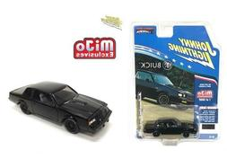Johnny Lightning 1987 Buick Grand National GNX  1/64 Diecast