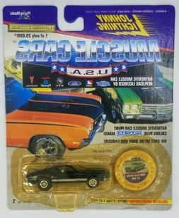1996 Johnny Lightning Muscle Cars 1968 Ford Shelby GT-500 Di