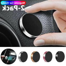2-Pack Magnetic Universal Car Mount Holder For Cell Phone Sa