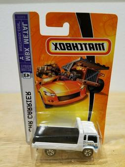 MATCHBOX 2007 MBX Metal Ready for Action Car Carrier #43 1/6