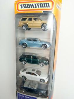 2007 Matchbox Ready For Action MBX Metal #15 Luxury Vehicles
