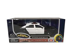 2013 Ford Police Interceptor with Flashing Lights and Two So