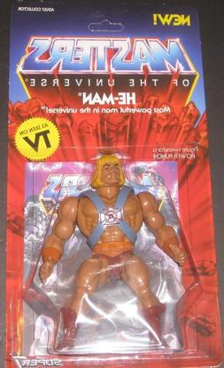 2018 MOTU He-Man Action Figure MOC New Collectible Mattel To