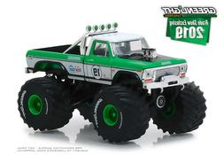Greenlight 2019 Trade Show Exclusive 1974 Ford F-250 Monster