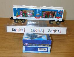 LIONEL 2028470 THE POLAR EXPRESS PRESENT GIFTS MINT CAR TRAI