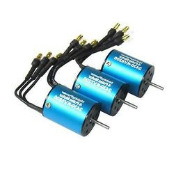 Hobbypower 2430 8200KV 7200KV 5800KV 4-Pole Brushless Motor