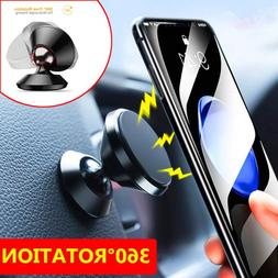 360 degree magnetic car dash vent mount