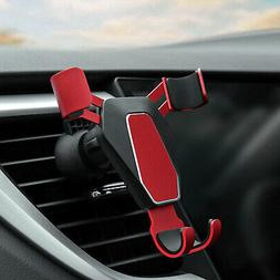 360 gravity car phone holder air vent