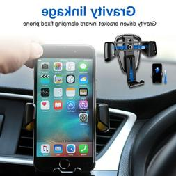 360° Universal Gravity Car Mount Holder Air Vent Stand For