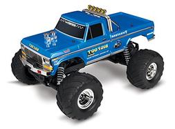 Traxxas 36034-1 Bigfoot No. 1 2WD 1/10 Scale Monster Truck V