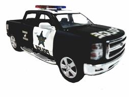 big sale monster police unit pickup car