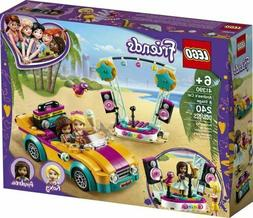LEGO® 41390 Friends NEW Andrea's Car & Stage BESTIES ADVENT