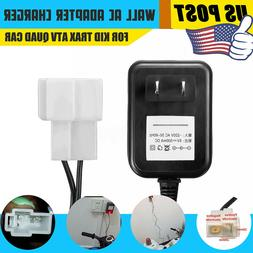 6V Wall Charger AC Adapter For Battery Powered Kid TRAX ATV