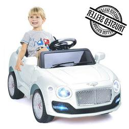 6V Bentley Kids Ride On Car RC Electric MP3 with Remote Cont