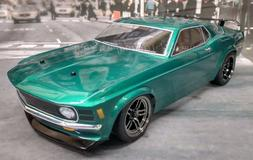 70 MUSTANG BOSS 302 Custom Traxxas 4Tec 2.0 VXL Brushless 1/