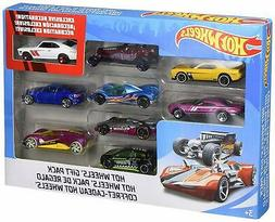 Hot Wheels 9-Car Gift Gift Choice for Car Fever 1 Pack
