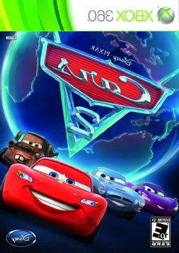Cars 2: The Video Game - Xbox 360