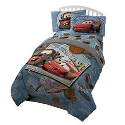 Disney Pixar Cars  Tune Up Twin/Full Comforter - Super Soft
