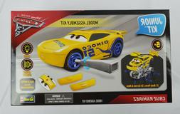 Revell Jr. Cars 3  Cruz Ramirez Model Assembly Kit Model Kit