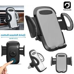 Air Vent Car Phone Holder Cradle Mount Stand Fr Samsung Gala