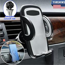 Air Vent Car Phone Holder Mount Bracket For Samsung Galaxy S