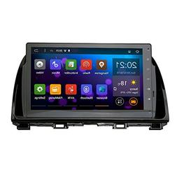 SYGAV Android Car Stereo Video Player GPS Navi for Mazda CX5