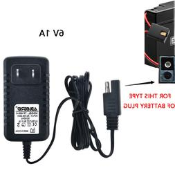 B Charger adapter 6V for battery ride on car PACIFIC CYCLE D